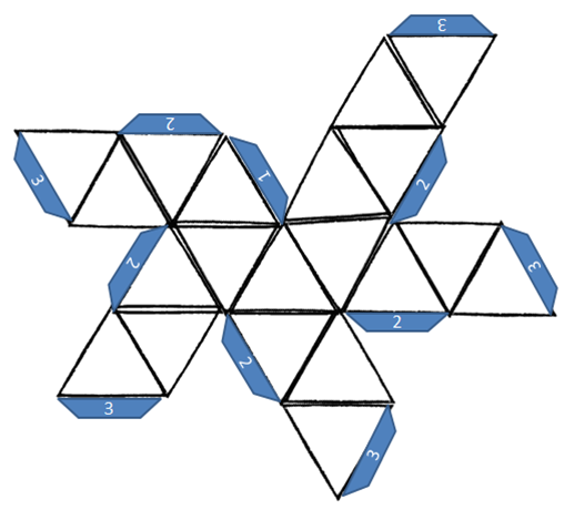 20-sided-shape-net