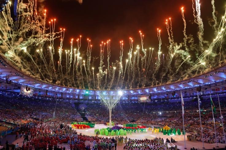 Terminam os Jogos Olímpicos Rio 2016